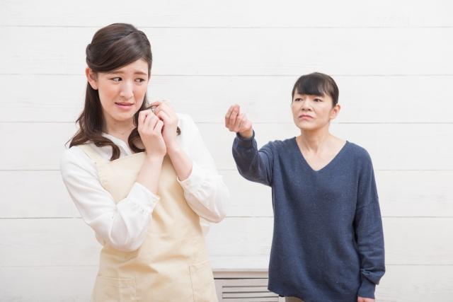 嫁姑トラブルは離婚理由に発展するリスク大