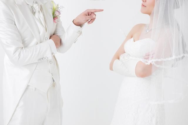 結婚式場キャンセル