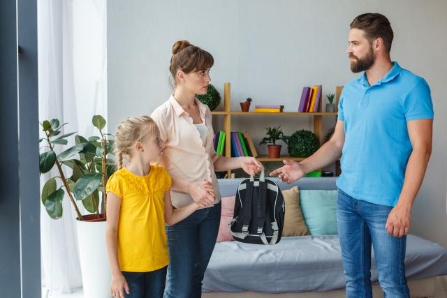 離婚後の子供との面会頻度はどのくらい?