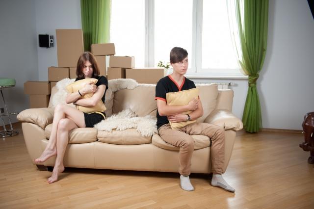 事実婚が離婚に!内縁解消の慰謝料や財産分与は?